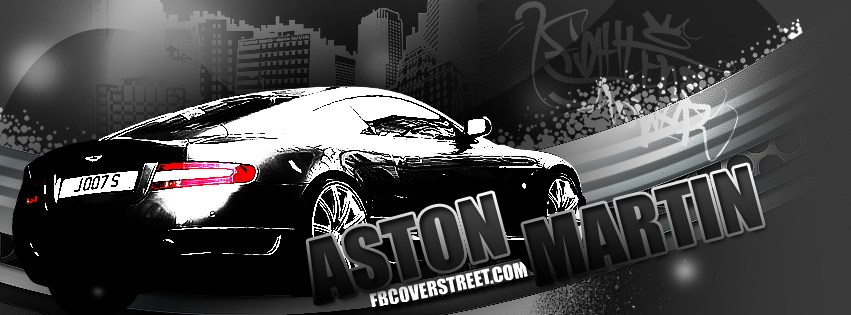 Aston Martin Facebook cover