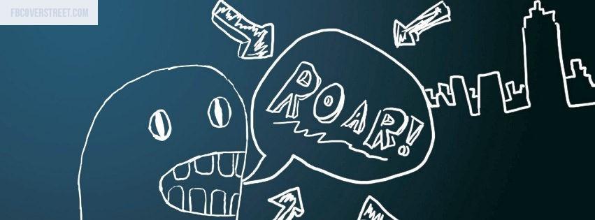 Doodle Art Facebook Cover