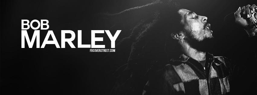 Bob Marley 6 Facebook Cover