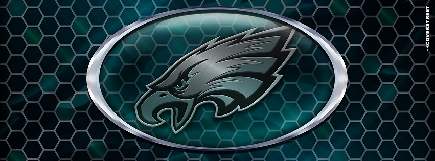 Philadelphia Eagles NFL Logo Facebook Cover