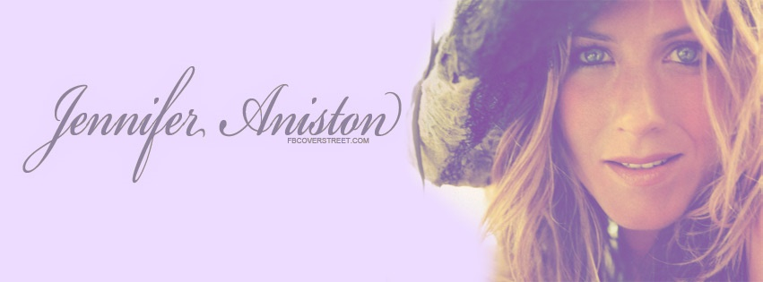 Jennifer Aniston 2 Facebook Cover