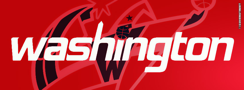 Washington Wizards Logo Facebook Cover  Facebook Cover