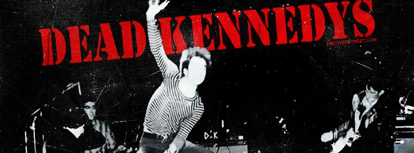 Dead Kennedys Facebook Cover