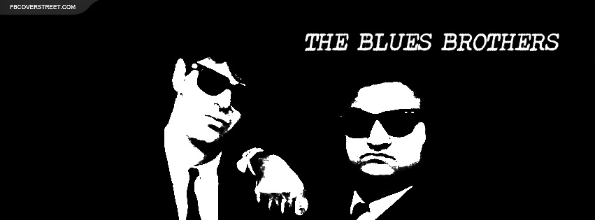 The Blues Brothers Facebook Cover