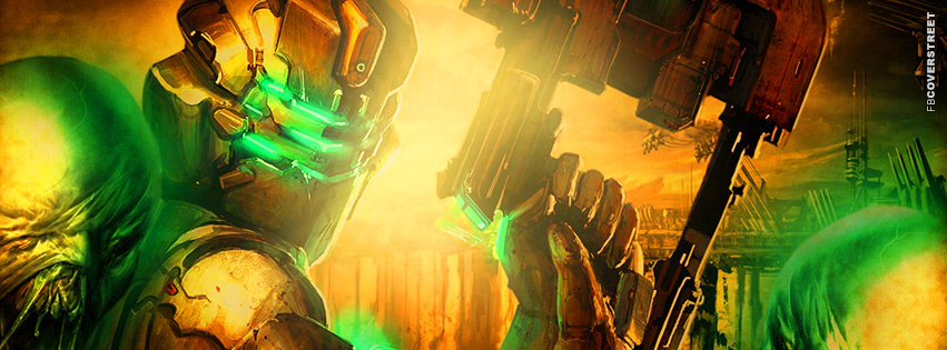 Dead Space 2 Isaac Facebook Cover