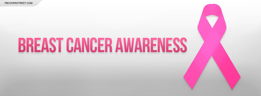 Breast Cancer Awareness 2 Facebook Cover