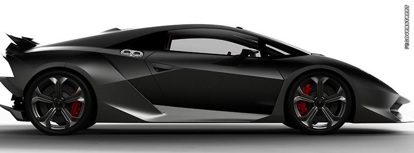 Lamborghini Sesto Elemento  Facebook cover