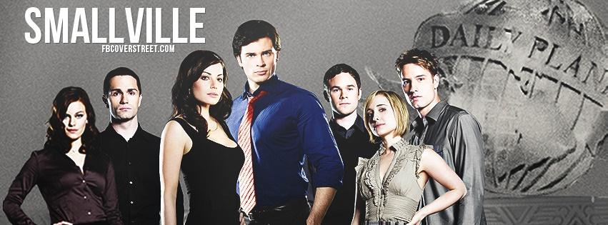 Smallville 4 Facebook Cover