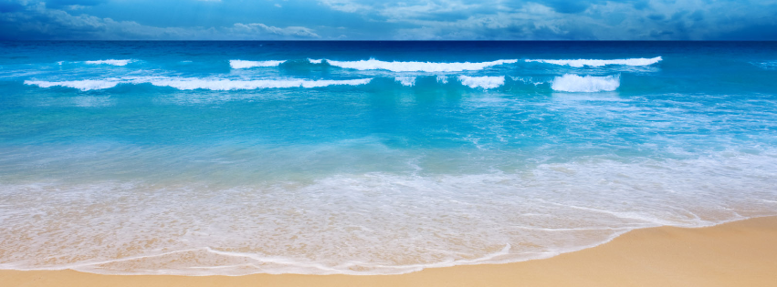 The Ocean Facebook Cover