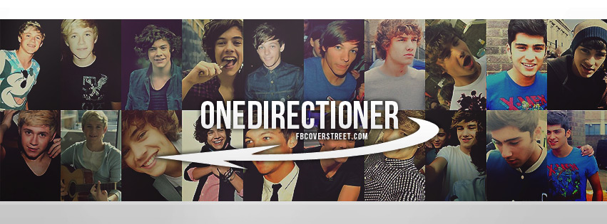 One Directioner Facebook Cover