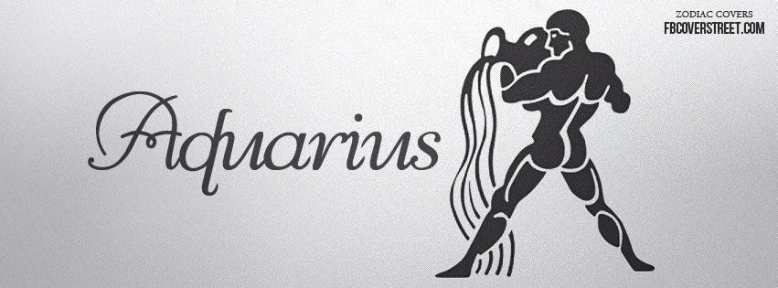 Aquarius Symbol 1 Facebook Cover Fbcoverstreet