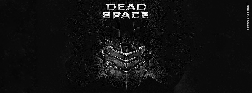 Dead Space Grunged  Facebook Cover