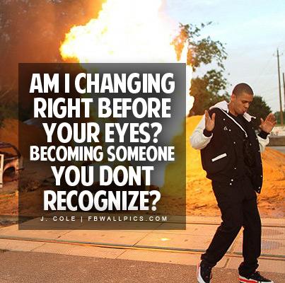 J Cole Premeditated Murder Lyrics Facebook picture