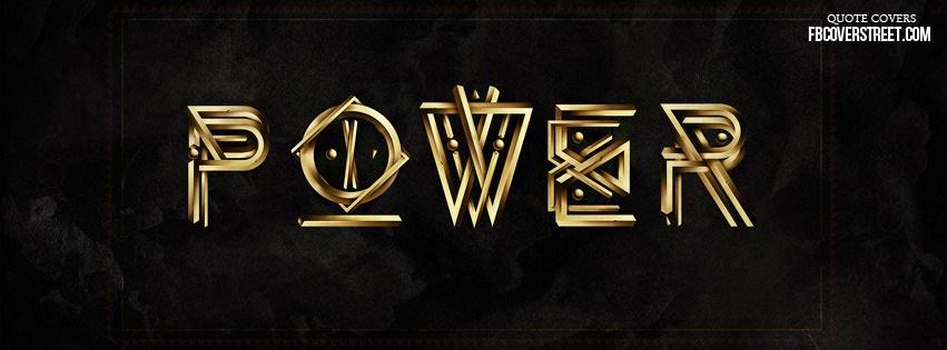 Power Facebook Cover
