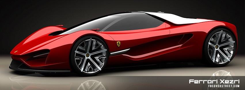 Ferrari Xezri Facebook cover