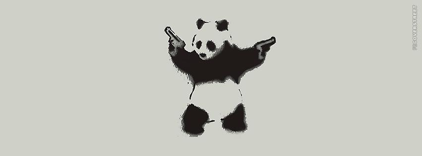 Gunning Panda  Facebook Cover