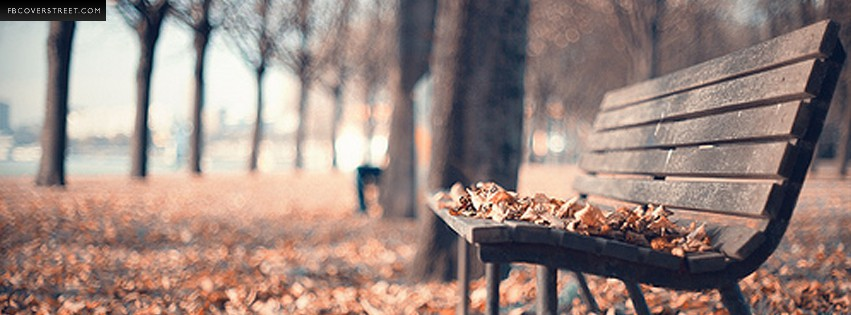 A Bench In The Park  Facebook cover