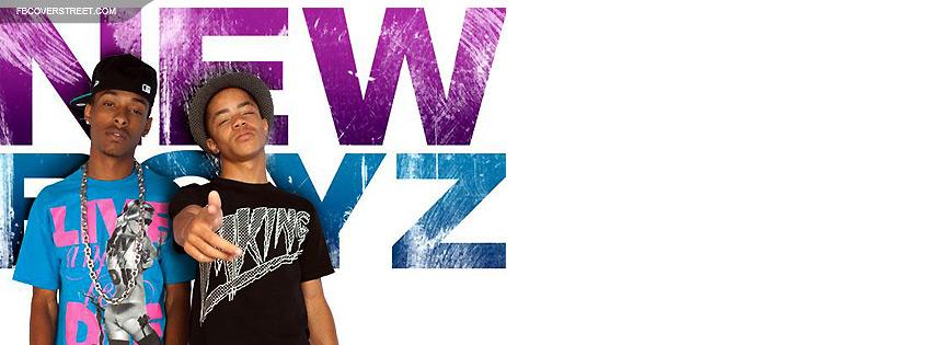 New Boyz 2 Facebook Cover