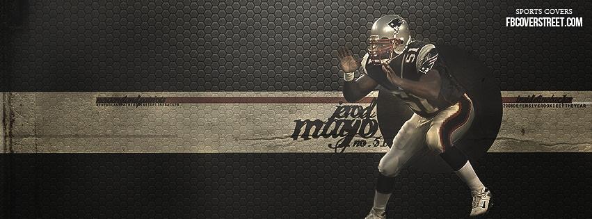 Jerod Meyo New England Patriots 1 Facebook Cover