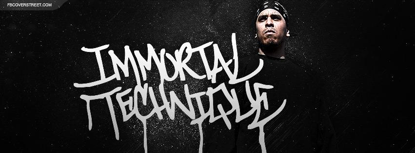 Immortal Technique 4 Facebook Cover