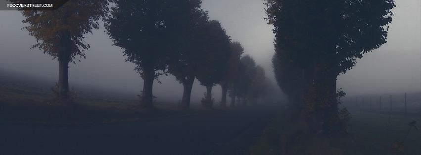 Dark Autumn Facebook Cover