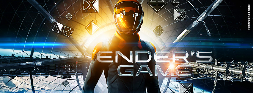 Enders Game Facebook Cover