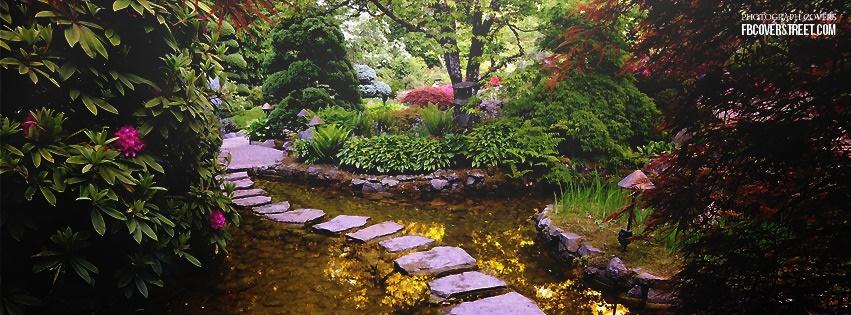 Garden Path Facebook Cover
