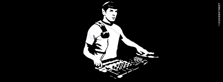DJ Spock  Facebook cover