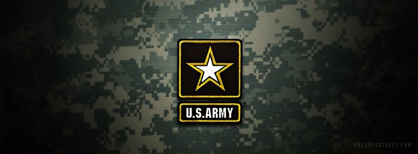 US Army Patch Facebook Cover