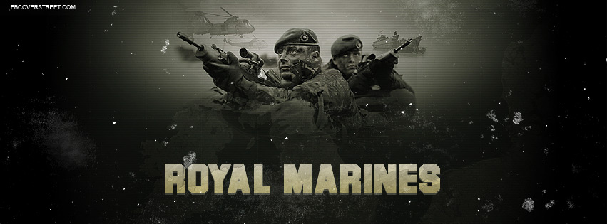 Royal Marines Facebook Cover Fbcoverstreetcom