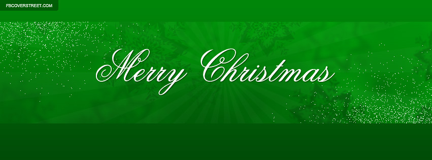Nice Merry Christmas Cover 7 Facebook Cover