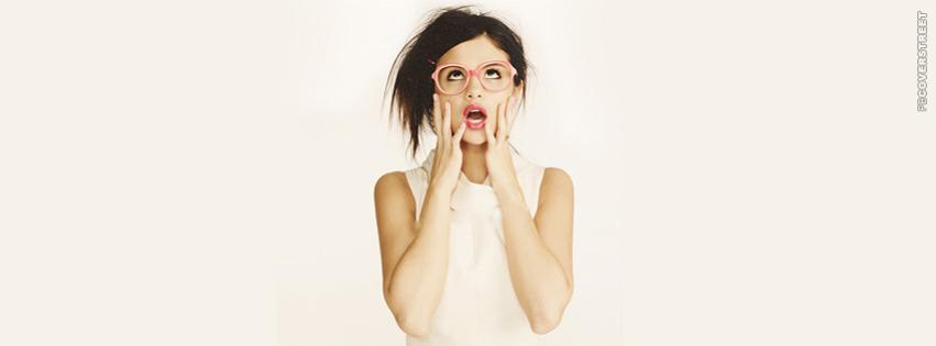 Selena Gomez Simple Facebook cover