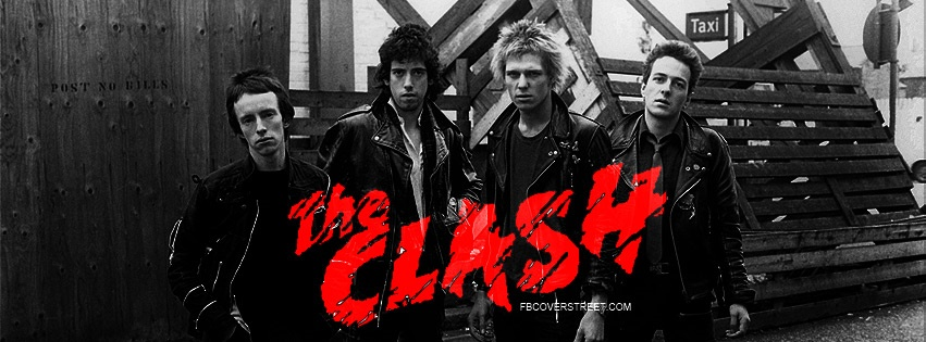 The Clash 2 Facebook Cover