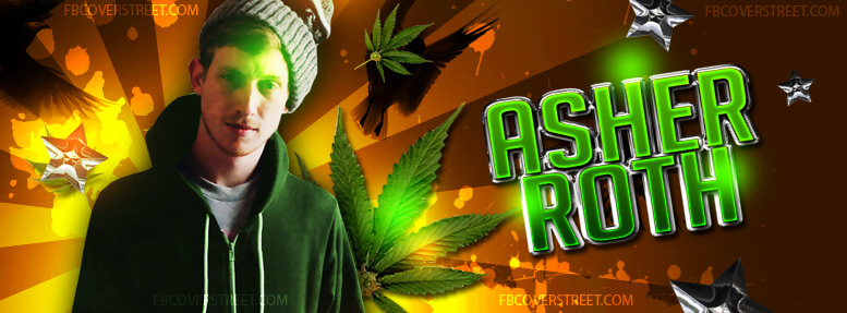 Asher Roth Facebook Cover