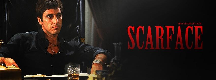 Scarface Facebook Cover