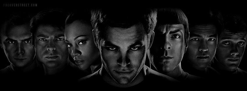Star Trek Cast Facebook cover
