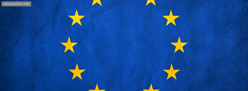 European Union Flag Facebook Cover