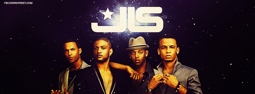 JLS Outta This World Facebook Cover
