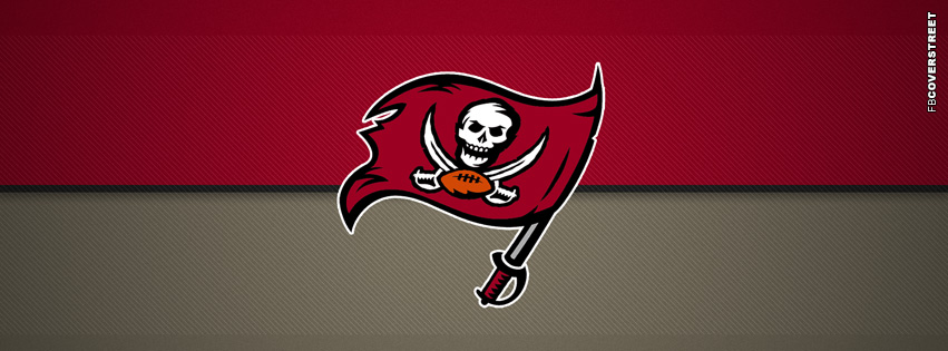 Tampa Bay Buccaneers Logo Facebook Cover