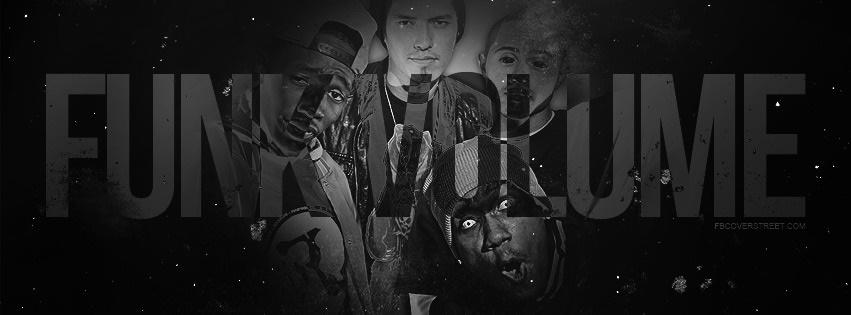 Funk Volume 2 Facebook Cover