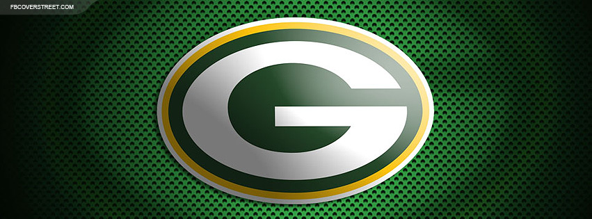 Green Bay Packers Logo 5 Facebook Cover