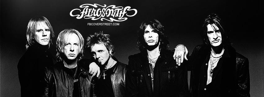 Aerosmith 2 Facebook Cover