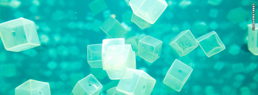 Micro Cubes  Facebook cover