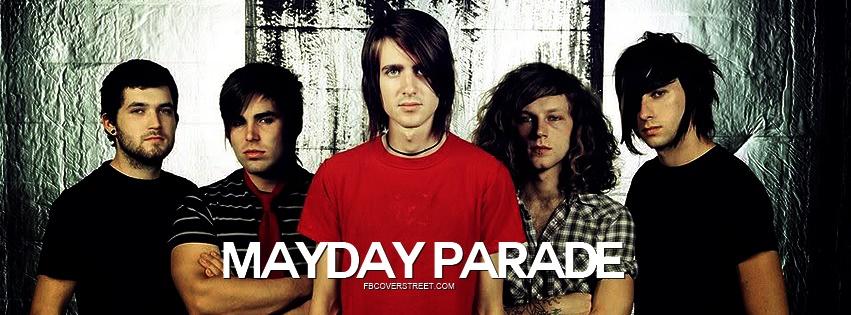 Mayday Parade Facebook Cover