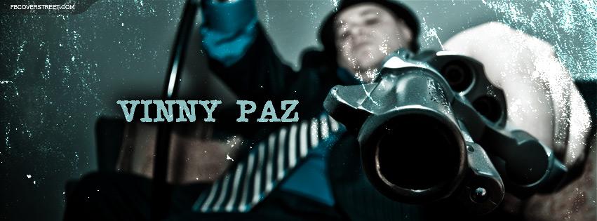 Vinny Paz Jedi Mind Tricks Facebook Cover