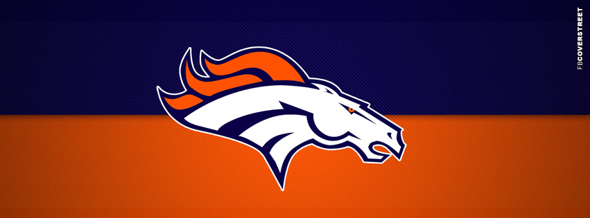 Denver Broncos Logo Facebook cover