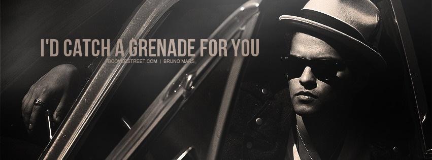 Resultado de imagem para Bruno Mars - Grenade