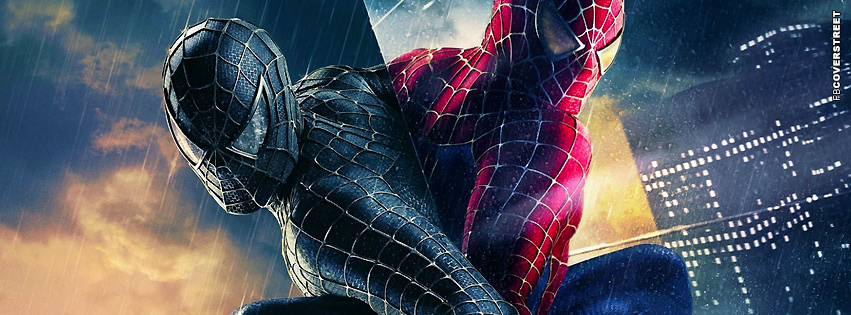 Spiderman 2 Forms  Facebook cover