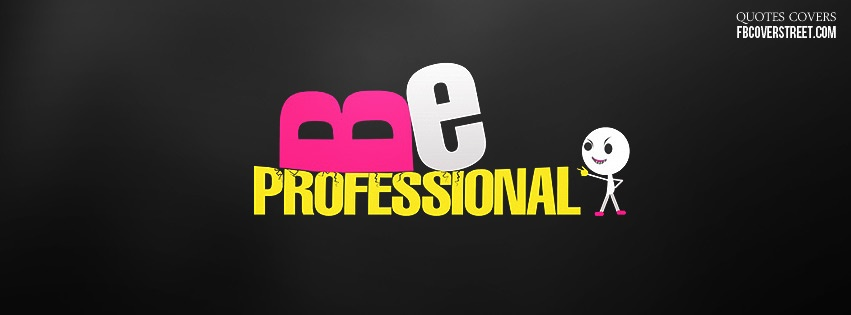 professional cover