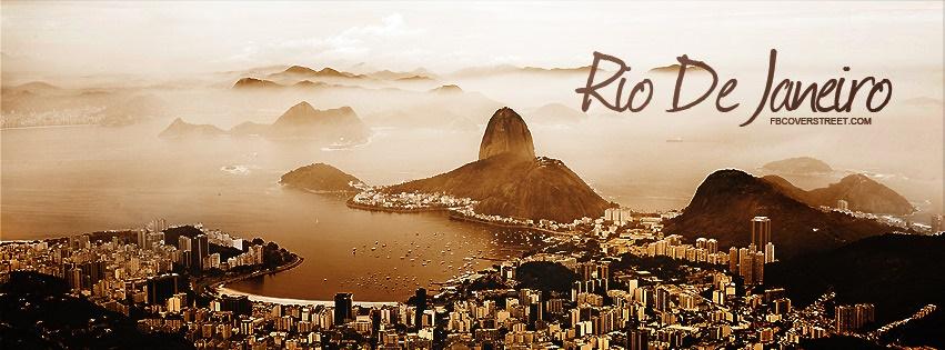 Rio De Janeiro 3 Facebook Cover